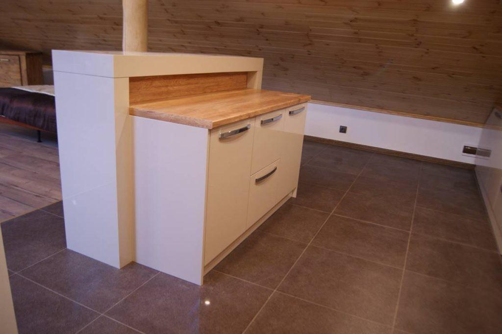 Meble kuchenne lakierowane_